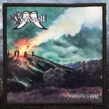Heidevolk - Walhalla Wacht   Printed Patch   Folk / Viking Metal