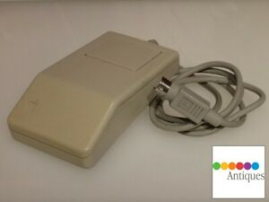Apple Desktop Bus Mouse I ADB Beige Vintage for Macintosh G5431 M0142 A9M0331