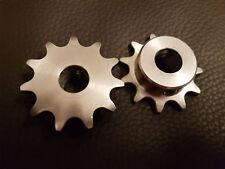 2x Zahnrad Kettenrad Ritzel Hobelmaschine DeWalt DW50