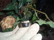 Steel Spinner Ring Size 10 Gorgeous Classic Cute Design Stainless