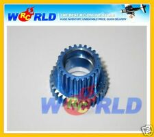 ALLOY RACING SPUR GEAR 42P 34T BLUE TAMIYA TL01 TL-01 MAIN COUNTER