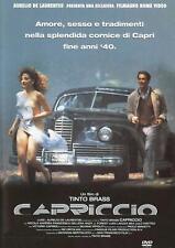 CAPRICCIO (1987) TINTO BRASS - Nicola Warren, Francesca Dellera  ALL REG DVD