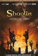 Shaolin: Protect the Temple (DVD - widescreen) [Collector's Edition]  ~ New!