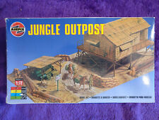 AIRFIX 1:72 JUNGLE OUTPOST Model Kit 03382 OO 76 *SEALED IN BAG*