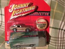Johnny Lightning Pro Collector Series 1963 Corvette With Storage Tin #1