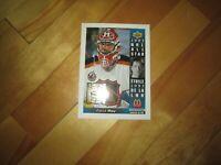 1993-94 Upper Deck McDonalds McD-23 Patrick Roy NHL Allstar Oversized Card