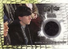 Harry Potter Heroes & Villains SDCC10 Neville Longbottom HV3 Costume Card