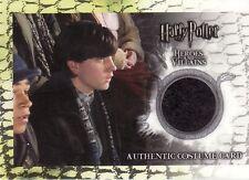 Harry Potter Heroes & Villains SDCC10 Neville Longbottom HV3 Costume Card