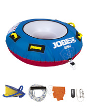 New! JOBE RUMBLE PACKAGE 1 PERSON RIDER TOWABLE  INFLATABLE TUBE SKI BOAT RINGO