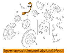 BMW OEM 11-16 528i ABS Anti-Lock Brake-Sensor 34356791962