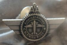 AMERICAN AIRLINES C.R. SMITH MUSEUM PIN
