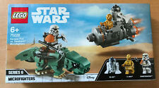 BOITE SET LEGO STAR WARS NEUF SCELLE 75228 MICROFIGHTERS 6 ESCAPE POD VS DEWBACK