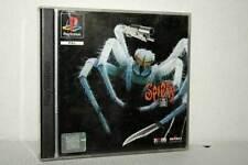 SPIDER THE VIDEO GAME GIOCO USATO SONY PSONE VERSIONE ITALIANA FR1 46634
