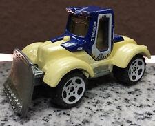 Matchbox Mattel Inc.Tractor Plow TP 6800 4x4 ca. 1:64 Modellauto