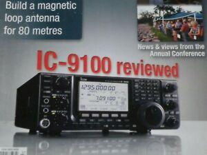 AMATEUR RADIO WIA MAGAZINE - ICOM IC-9100 YAESU VX-8DR/E VX-8GR/E PHILIPS PRM-80