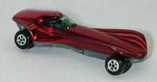 Johnny Lightning Topper Red Stiletto oc14126