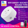 eWelink Smart Timing Plug WIFI Socket Mini Switch For Alexa Samsung SmartThings