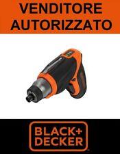 Avvitatore A BATTERIA PROFESSIONALE BLACK+DECKER 3.6V Litio mod. CS3653LC-QW