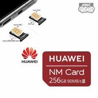Genuine Original HUAWEI NM Nano Memory Card 256GB 256 GB for nova 5 nova5 Pro
