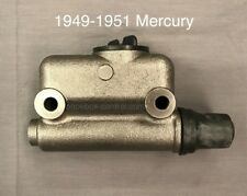 1949 1950 1951 49 50 51 Mercury Car Master Cylinder Replacement