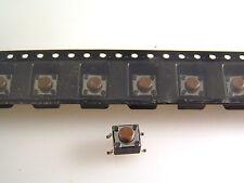 Bourns sdtm - 620-NTR Interruptor Tactil SPNO 6 Mm x 6 mm SPST 10 piezas OM0780A