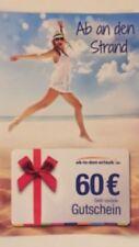 Ab In Den Urlaub Gutschein 60€