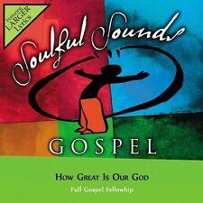 Full Gospel Fellowship - How Great Is Our God - Accompaniment CD New