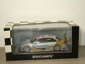 Audi A4 DTM 2007 M.Werner - Minichamps 1:43 in Box *53485