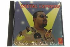 Digital Express Volume 8 CD