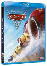 Cars 3 (Blu-ray, 2017)