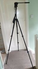 Manfrotto MHXPRO-2W Tripod Head & Manfrotto 190X legs (2 available)