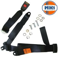 Volkswagen LT 28 31 35 40 45 Van Truck Cab Rear 3 Point Static Seatbelt Kit