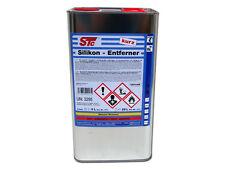 5 L STC Silikonentferner kurz für Autolack Lackierer Reiniger antistatisch