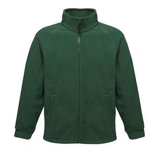 Regatta Mens Thor / Barricade Fleece Jacket Full Zip Anti Pill Workwear Outdoor