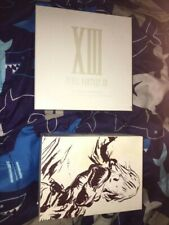 Final Fantasy XIII, XIII-2, Soundtrack Limited Editions, Complete **US SELLER