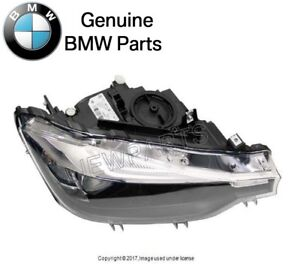 For BMW F30 320i 328d 328i 330i Passenger Right Halogen Headlight Assy Genuine