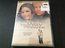THE WAY WE WERE ( DVD  ) BARBRA STREISAND  ROBERT REDFORD