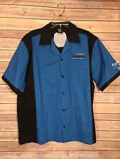 Embroidered Detroit Golf Club Bowling Shirt Very Cool Size: Large