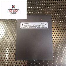 * El último Cartucho Iii Pro * Cartridge Para Commodore 64 / 128-Nuevo