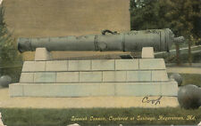Hagerstown MD * Spanish Cannon 1910 * Spanish-American War  Captured at Santiago
