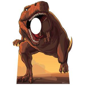 DINOSAUR Stand-In CARDBOARD CUTOUT Standin Standup Standee Tyrannosaurus Rex