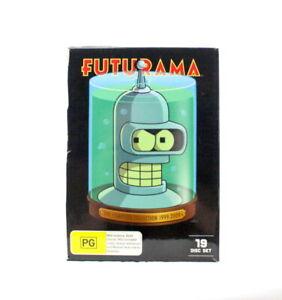 Futurama The Complete Collection (Season 1 - 4) (1999 - 2009)