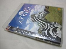 7-14 Days to USA Airmail Delivery. USED PS3 AFRIKA Japanese Version. SONY