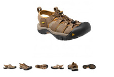 Keen Newport H2 Shitake/Brown Sugar Sandal Men's US size 9 NEW!!!