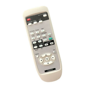 Remote Control Replace For Epson EMP-400W EMP-S5 EMP-77C EMP-1710 LCD Projector