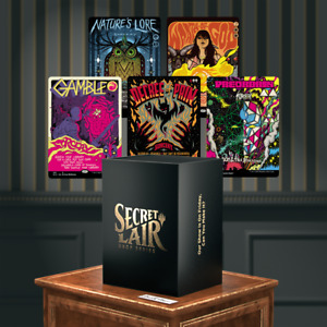 MTG Secret Lair Drop - Our Show Is On Friday, Can You Make It? - Sealed