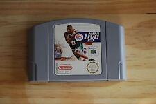 NBA LIVE 99 pour Nintendo 64