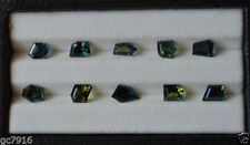 Australia Enhanced Loose Natural Sapphires