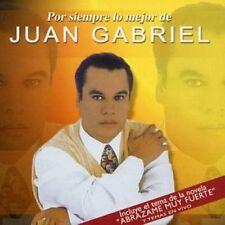 Por Siempre lo Mejor De by Juan Gabriel (CD, Jun-200...