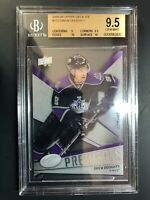 2008-09 Upper Deck Ice Drew Doughty Rookie /499 BGS 9.5